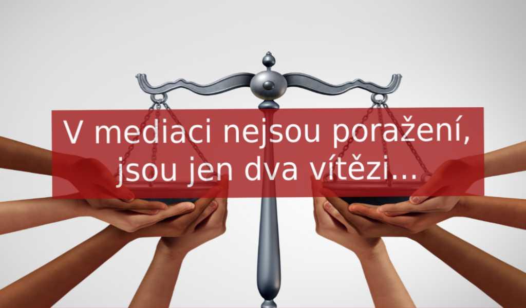 mediace, mediator, mediatorka